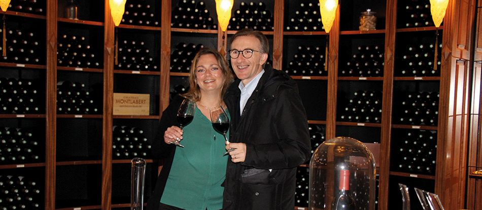 Sophie Castel et Paolo Basso