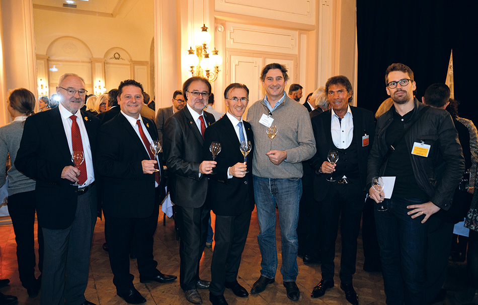 Yves Chapier, Eric Arnaud, Philippe Faure-Brac, Paolo Basso, Benoit Gouez, Eric Allouche, Jon Arvid Rosengren