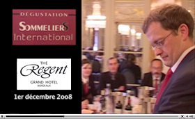 Degustation Sommeliers International